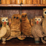 Owls & Gourds