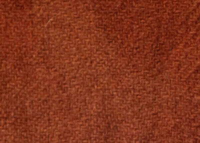 Terra Cotta Hand dyed wool by Blackberry Primitives