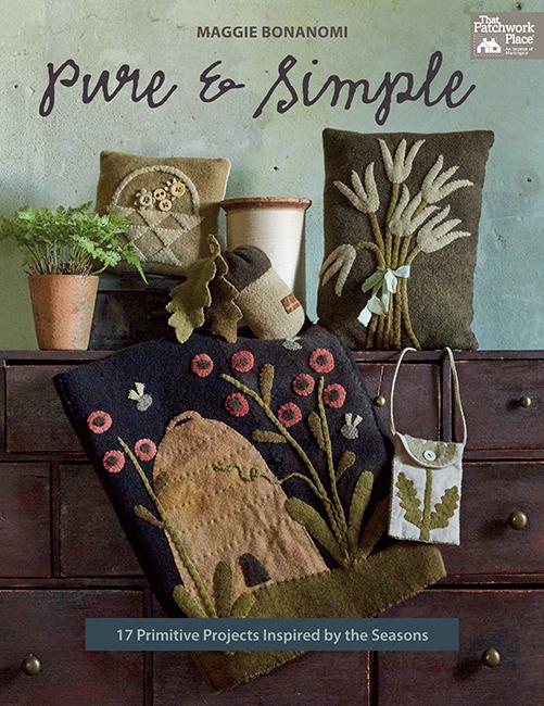 Pure and Simple by: Maggie Bonanomi