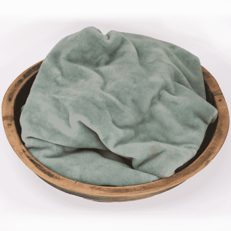 Arctic Blue Hand dyed wool by Blackberry Primitives