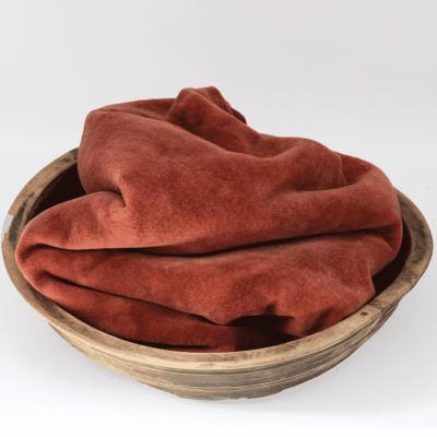 Cinnamon Hand dyed wool by Blackberry Primitives