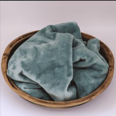 Ocean Breeze Hand dyed wool by Blackberry Primitives