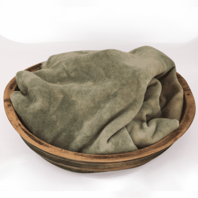 Sage Hand dyed wool by Blackberry Primitives