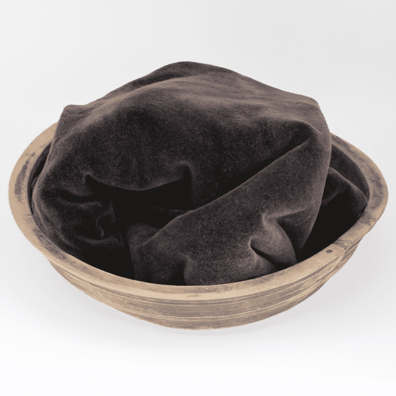Soot Hand dyed wool by Blackberry Primitives