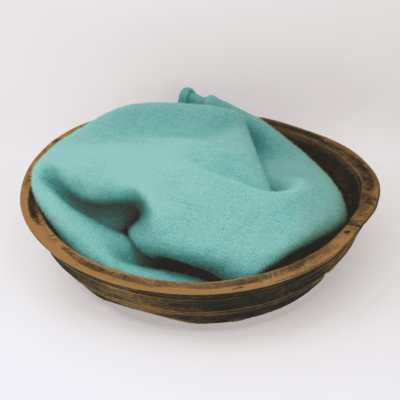 Blue Lagoon Hand dyed wool by Blackberry Primitives