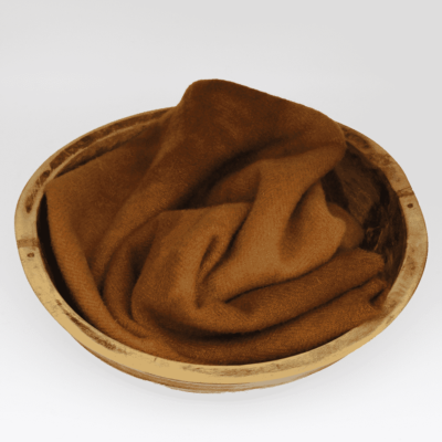 Chestnut Hand dyed wool by Blackberry Primitives