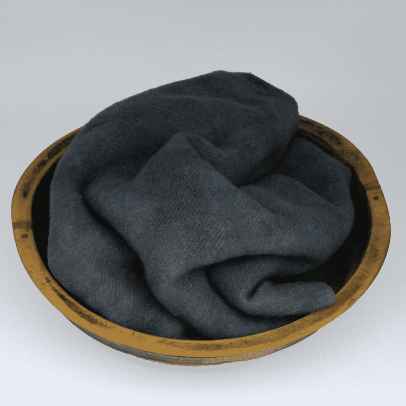 Colonial Blue Hand dyed wool by Blackberry Primitives