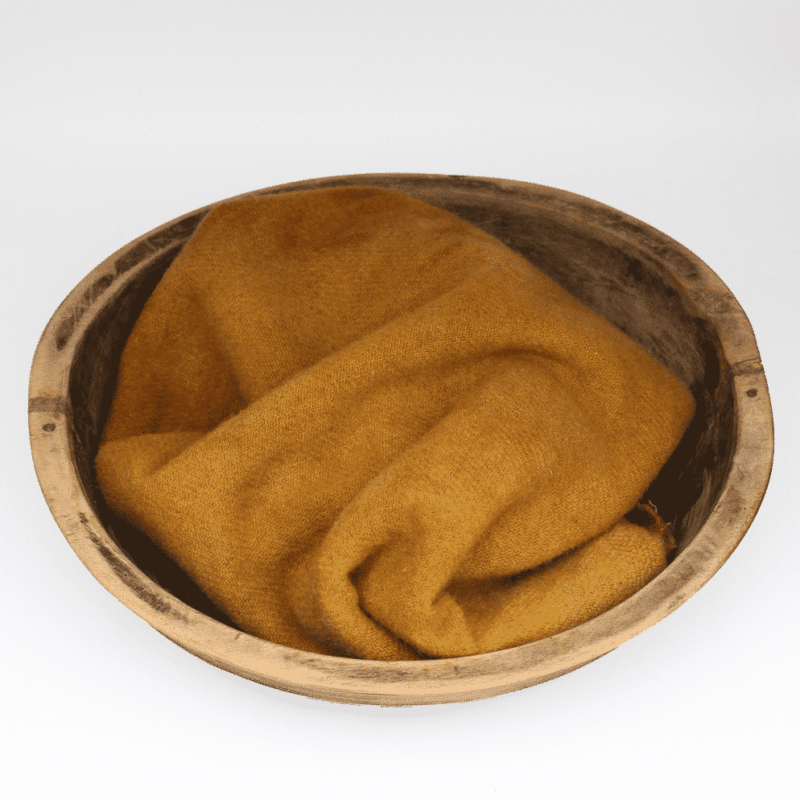 Mustard Hand dyed wool by Blackberry Primitives