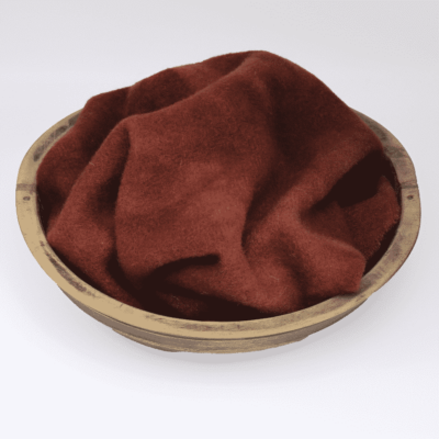 Pomegranate Hand dyed wool by Blackberry Primitives